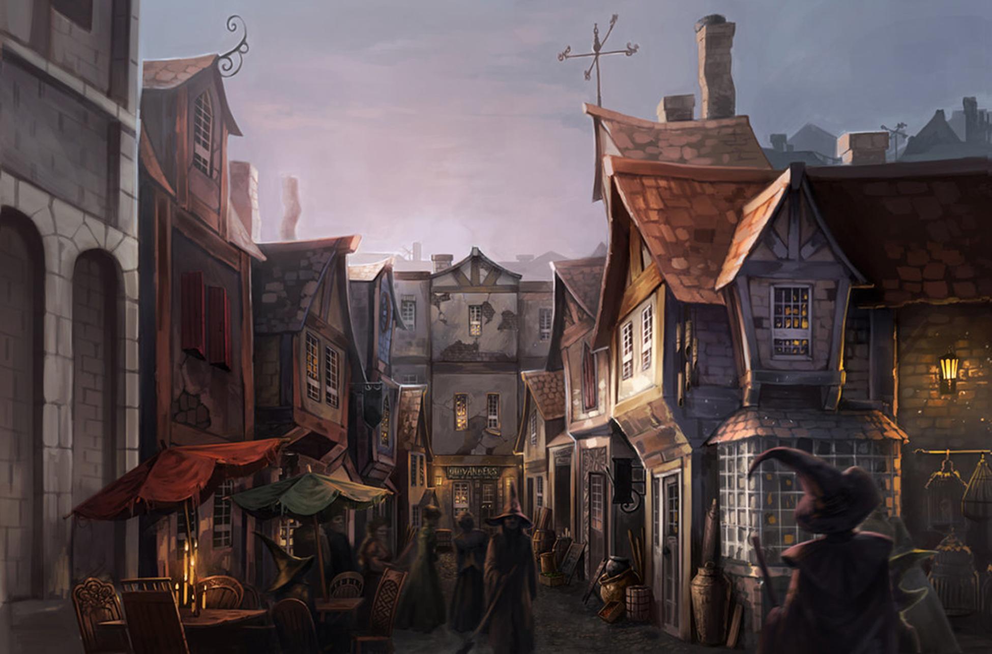 Vítejte na Potterzone – místo nejen pro mudly