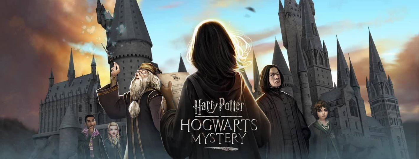 Harry Potter: Hogwarts Mystery aneb pojďme spolu do Bradavic!