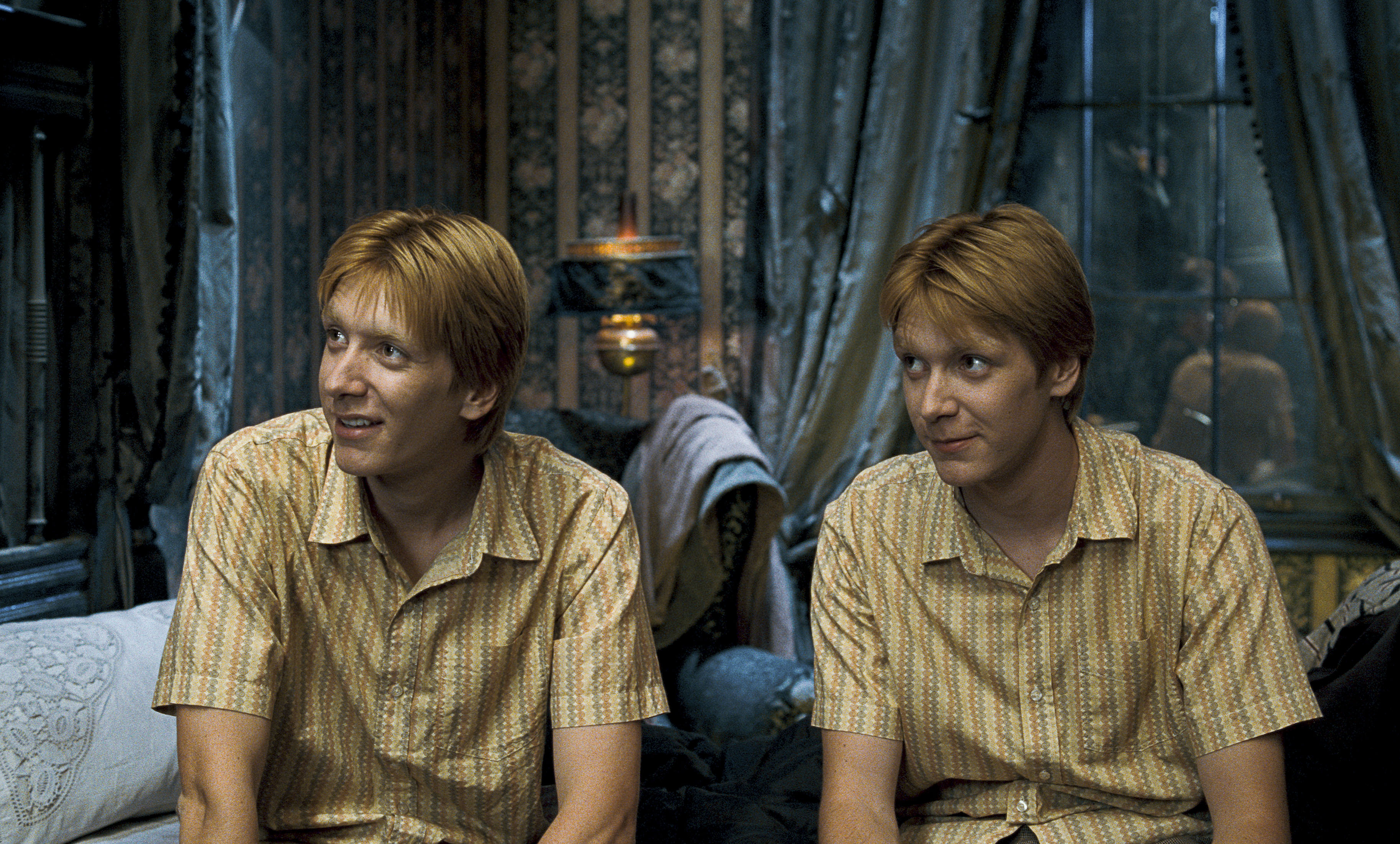 Rozdíly mezi Fredem a Georgem Weasleyovými