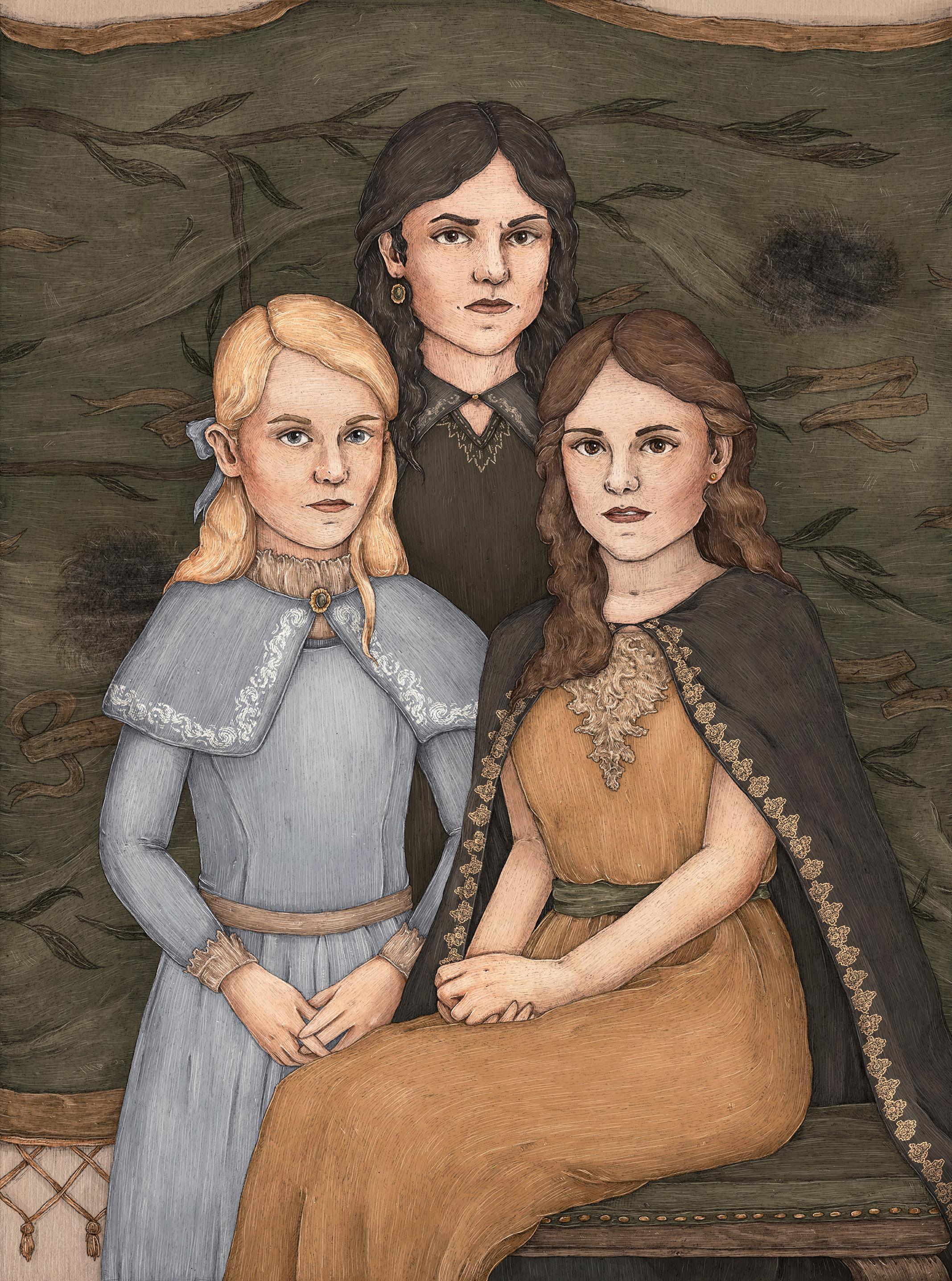 Andromeda, Narcissa a Bellatrix – příběh tří sester
