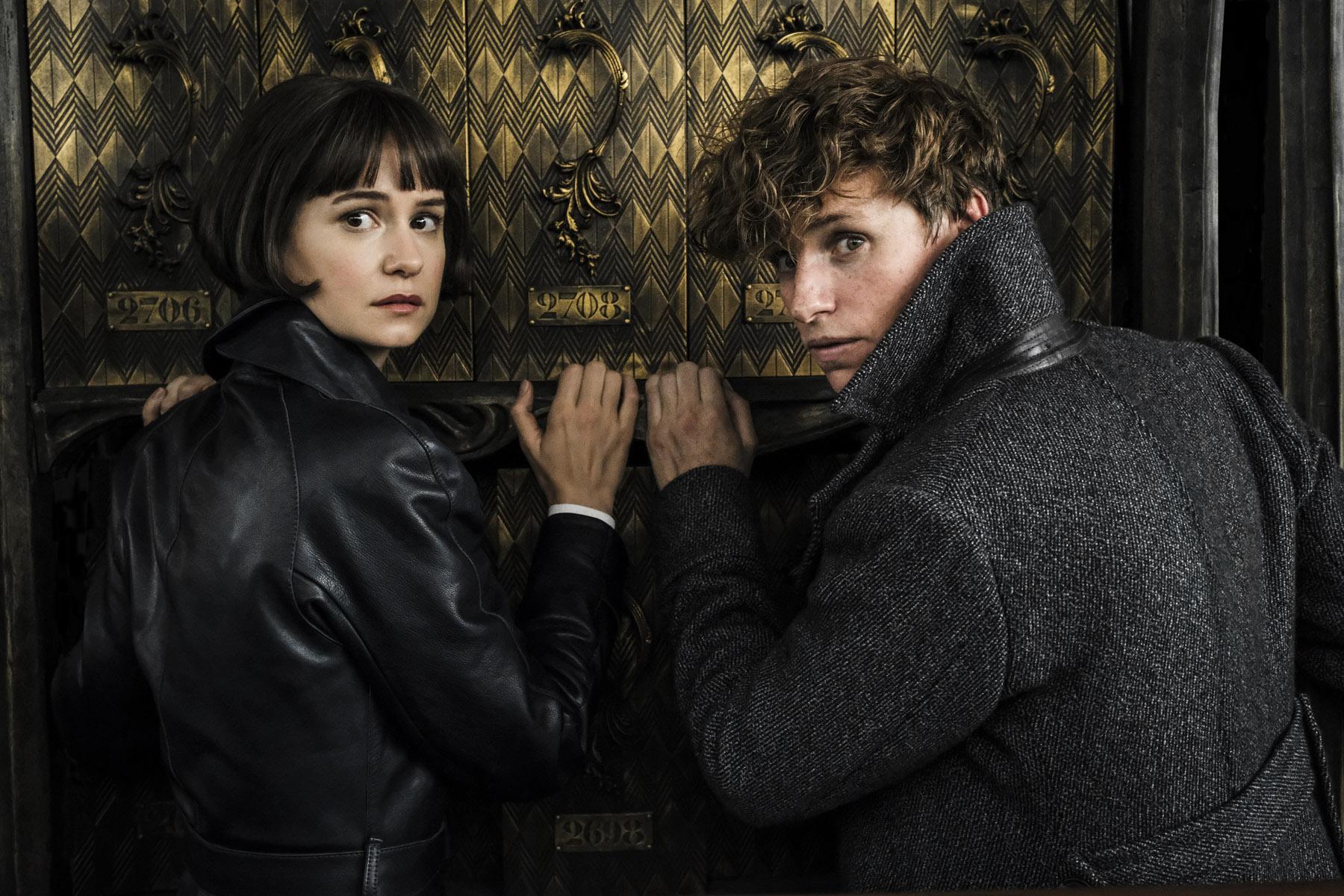 10 novinek, na které se můžeme těšit ve filmu FZ: Grindelwaldovy zločiny