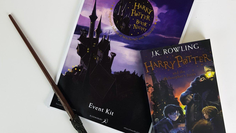 Vše, co potřebujete vědět o Harry Potter Book Night 2019