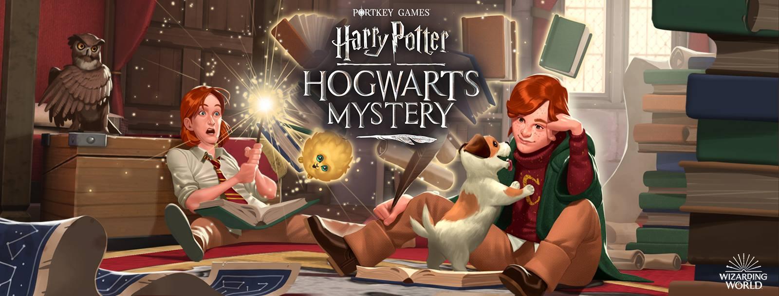 Všechno nejlepší, Hogwart's Mystery!